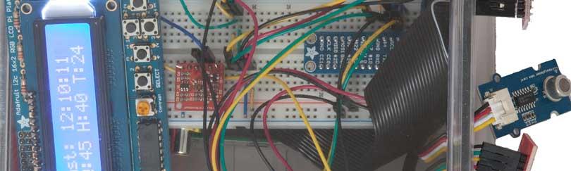 IoT Sensor: The AirQuality Lab